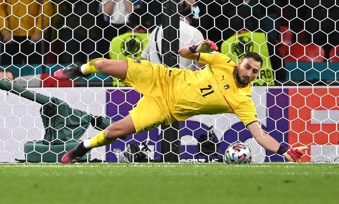 Hạ Tây Ban Nha trên chấm luân lưu, Ý vào chung kết Euro 2020 - Ảnh 2.