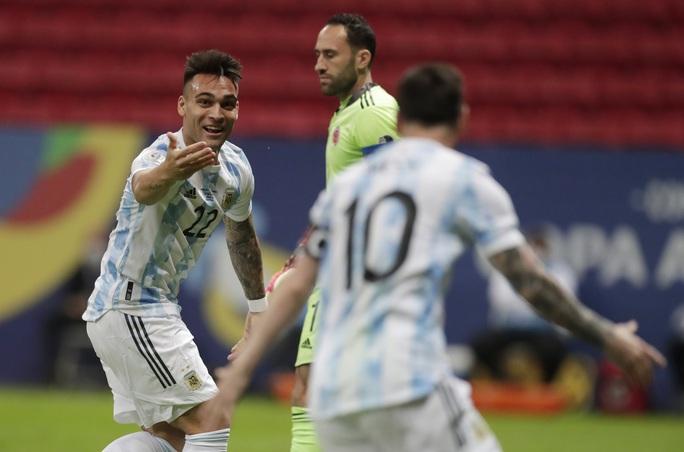 Argentina vào chung kết, Lionel Messi mơ vô địch Copa America - Ảnh 2.