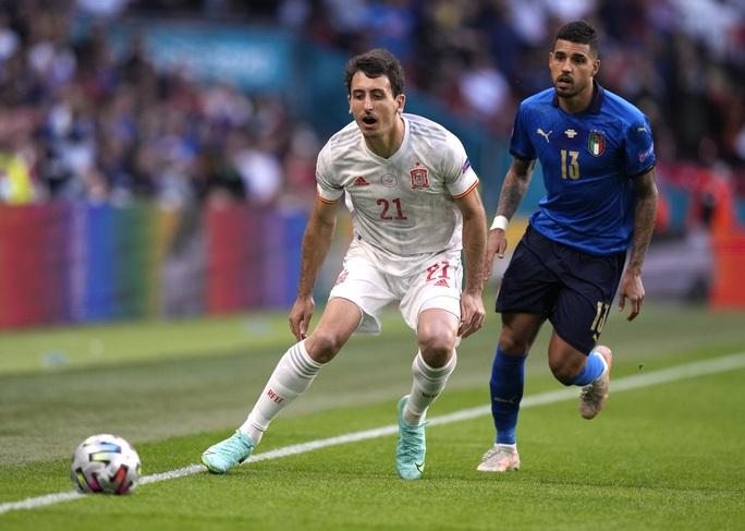 Hạ Tây Ban Nha trên chấm luân lưu, Ý vào chung kết Euro 2020 - Ảnh 4.
