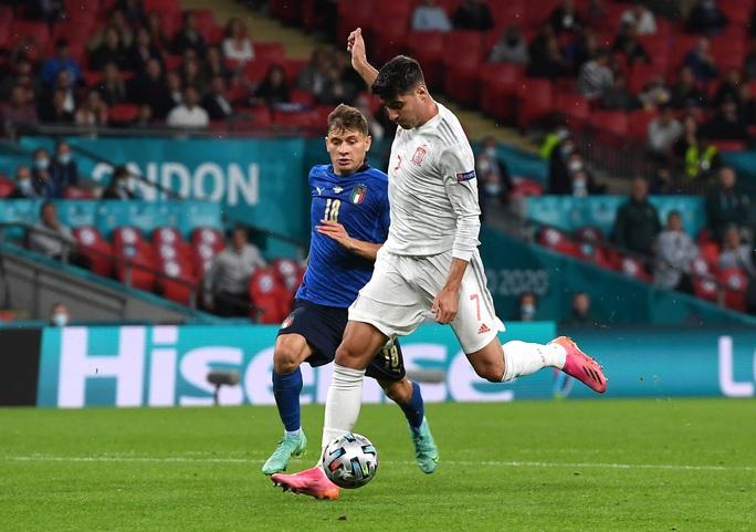 Hạ Tây Ban Nha trên chấm luân lưu, Ý vào chung kết Euro 2020 - Ảnh 8.