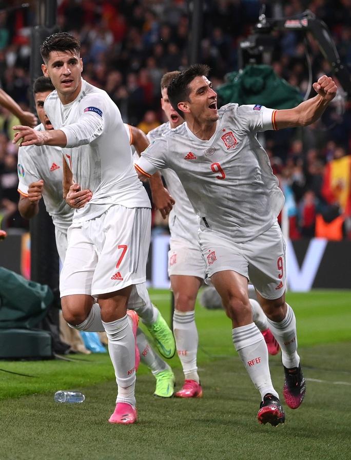 Hạ Tây Ban Nha trên chấm luân lưu, Ý vào chung kết Euro 2020 - Ảnh 9.