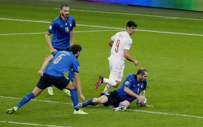 Hạ Tây Ban Nha trên chấm luân lưu, Ý vào chung kết Euro 2020 - Ảnh 11.