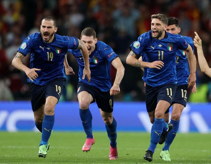Hạ Tây Ban Nha trên chấm luân lưu, Ý vào chung kết Euro 2020 - Ảnh 13.