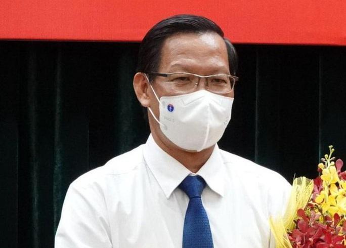 Phó Bí thư Thường trực Thành ủy TP HCM: Mong người dân đồng lòng thực hiện nghiêm Chỉ thị 16 - Ảnh 1.