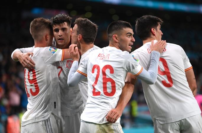 Hạ Tây Ban Nha trên chấm luân lưu, Ý vào chung kết Euro 2020 - Ảnh 10.