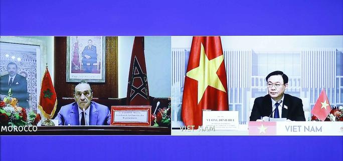 Morocco sẵn sàng là cửa ngõ, cánh tay nối dài của Việt Nam với châu Phi - Ảnh 2.