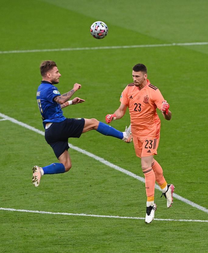 Hạ Tây Ban Nha trên chấm luân lưu, Ý vào chung kết Euro 2020 - Ảnh 5.