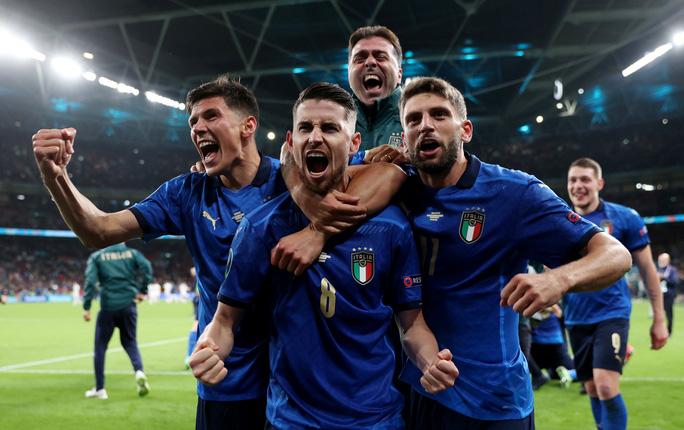 Hạ Tây Ban Nha trên chấm luân lưu, Ý vào chung kết Euro 2020 - Ảnh 12.