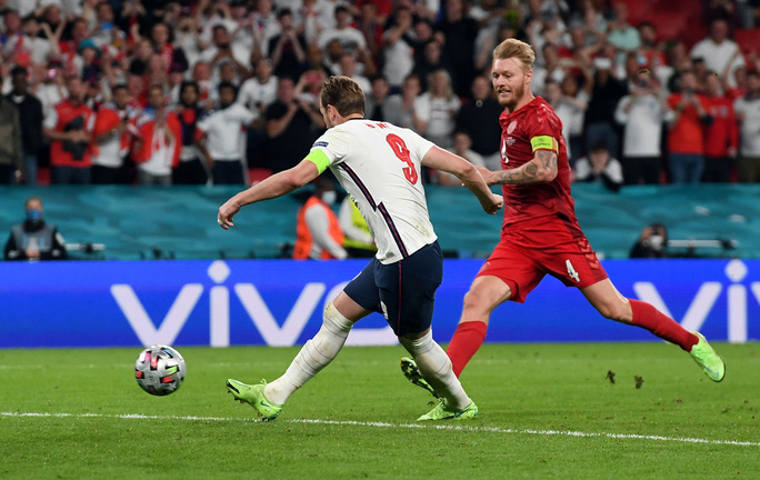Được hưởng phạt đền, tuyển Anh vào chung kết Euro 2020 - Ảnh 4.