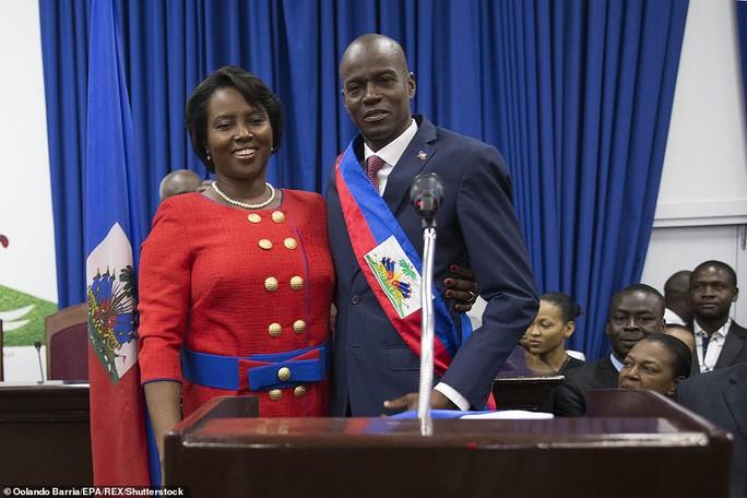Nhóm ám sát Tổng thống Haiti giả đặc vụ Mỹ bị bắt - Ảnh 3.