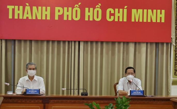 Phó Bí thư Thường trực Thành ủy TP HCM: Đến tận nhà lấy mẫu xét nghiệm! - Ảnh 1.