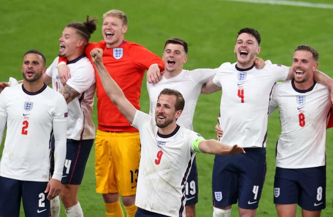 Cả nước Anh háo hức chờ lên đỉnh nếu Tam sư vô địch Euro 2020 - Ảnh 1.