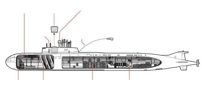 Nga phô trương hỏa lực tàu ngầm hạt nhân lớp sau cuộc đụng độ trên Biển Đen - Ảnh 2.