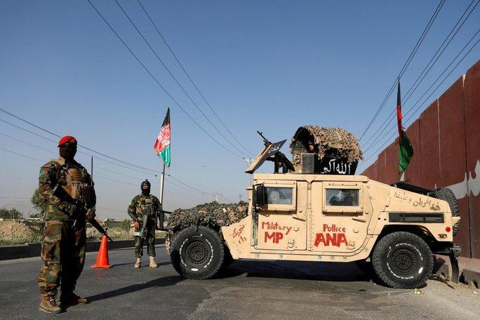 Taliban hoan nghênh Trung Quốc trở lại Afghanistan - Ảnh 1.