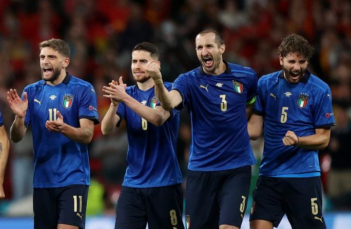 Dìm hàng tuyển Anh, Giorgio Chiellini châm ngòi phẫn nộ trước chung kết Euro - Ảnh 1.