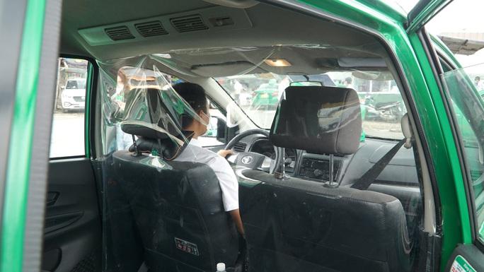 Người dân Hà Nội làm gì để gọi được taxi Mai Linh đưa đi cấp cứu hoặc đón ra viện? - Ảnh 3.