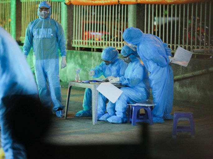 Hà Nội ghi nhận 73 ca dương tính SARS-CoV-2 trong ngày 1-8 - Ảnh 1.