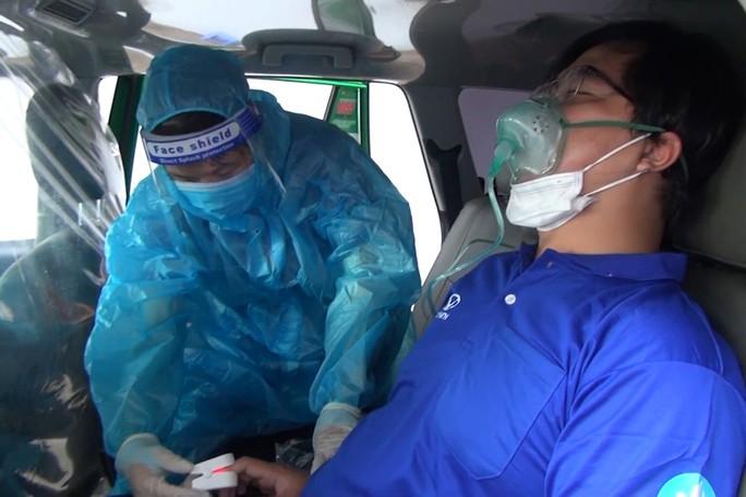 Người dân Hà Nội làm gì để gọi được taxi Mai Linh đưa đi cấp cứu hoặc đón ra viện? - Ảnh 4.