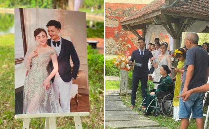 Hương vị tình thân lộ clip đám cưới Long - Nam, nhiều khán giả thất vọng - Ảnh 3.