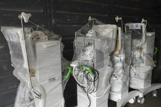 Thiết bị y tế hiện đại trang bị cho 100 giường hồi sức từ Hà Nội vào TP HCM - Ảnh 3.