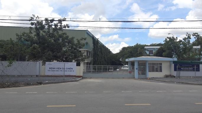 Bộ trưởng Bộ Y tế khảo sát bệnh viện tư nhân tách đôi điều trị Covid-19 - Ảnh 2.