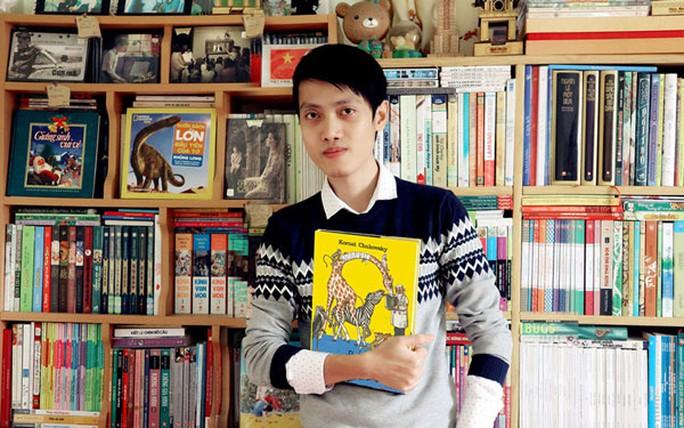 Dịch giả Lê Hải Đoàn: Truyền cảm hứng cho bạn đọc trẻ về văn hóa Nga - Ảnh 1.