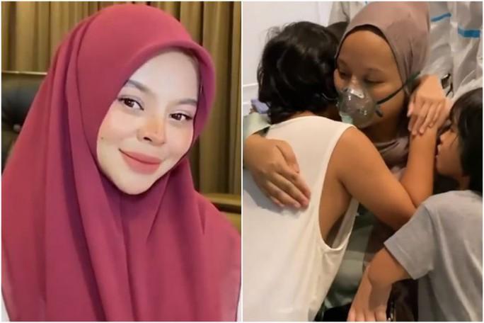 Malaysia: Nữ ca sĩ mắc Covid-19 qua đời 3 ngày sau sinh - Ảnh 1.