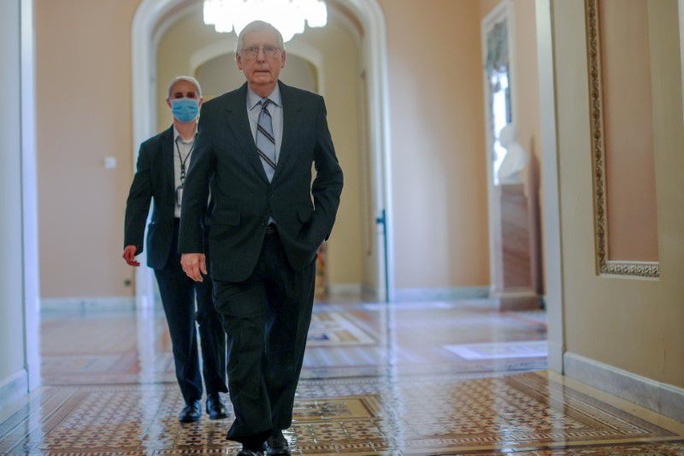 Ông Biden thắng lớn với dự luật 3,5 ngàn tỉ USD - Ảnh 1.