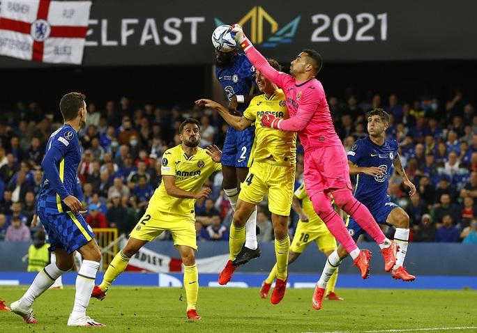 Người hùng Kepa đưa Chelsea lên đỉnh ở Siêu cúp châu Âu - Ảnh 1.