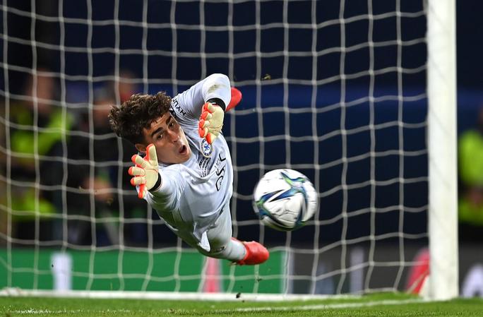 Người hùng Kepa đưa Chelsea lên đỉnh ở Siêu cúp châu Âu - Ảnh 6.