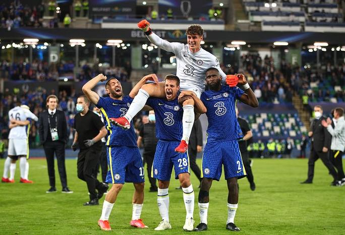 Người hùng Kepa đưa Chelsea lên đỉnh ở Siêu cúp châu Âu - Ảnh 7.