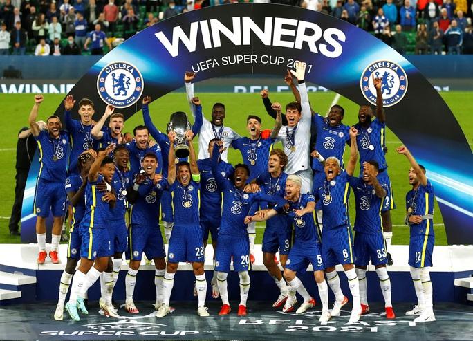 Người hùng Kepa đưa Chelsea lên đỉnh ở Siêu cúp châu Âu - Ảnh 9.
