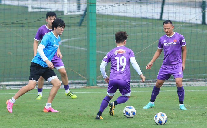 Đội tuyển Việt Nam đón sự trở lại của HLV Park Hang-seo - Ảnh 11.