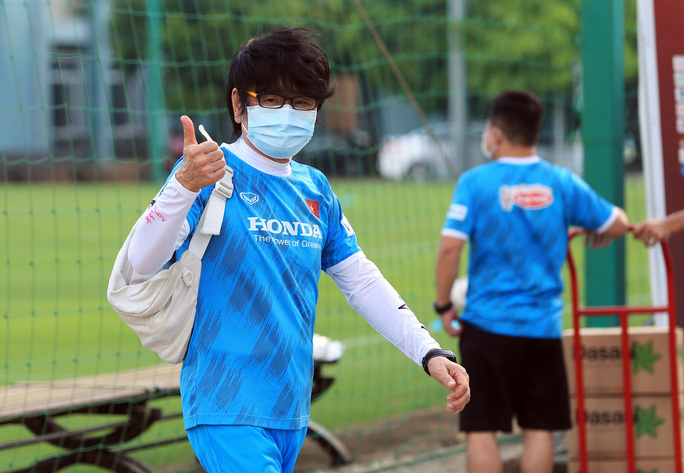 Đội tuyển Việt Nam đón sự trở lại của HLV Park Hang-seo - Ảnh 3.
