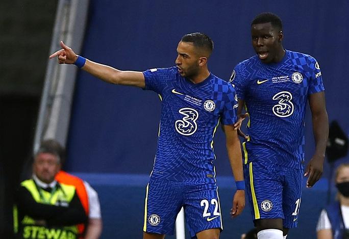 Người hùng Kepa đưa Chelsea lên đỉnh ở Siêu cúp châu Âu - Ảnh 3.