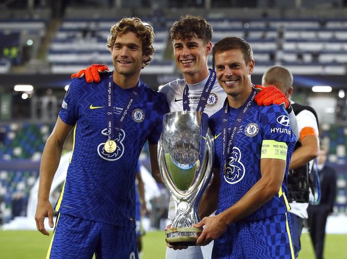 Người hùng Kepa đưa Chelsea lên đỉnh ở Siêu cúp châu Âu - Ảnh 8.