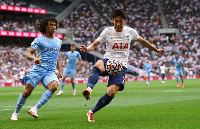 Man City thua trận bởi siêu phẩm của Son Heung-min - Ảnh 5.