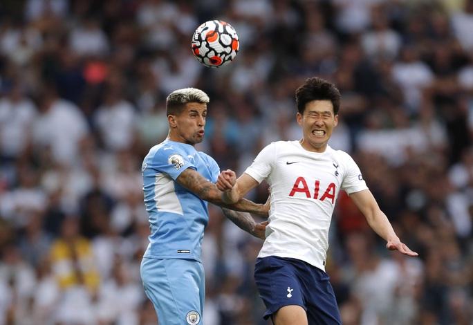 Man City thua trận bởi siêu phẩm của Son Heung-min - Ảnh 1.