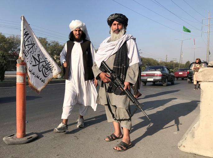 Mỹ đầu tư, Taliban hưởng lợi - Ảnh 1.