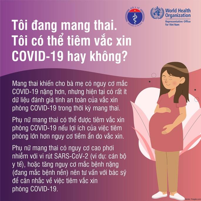 Những sự thật về vắc-xin Covid-19 - Ảnh 11.