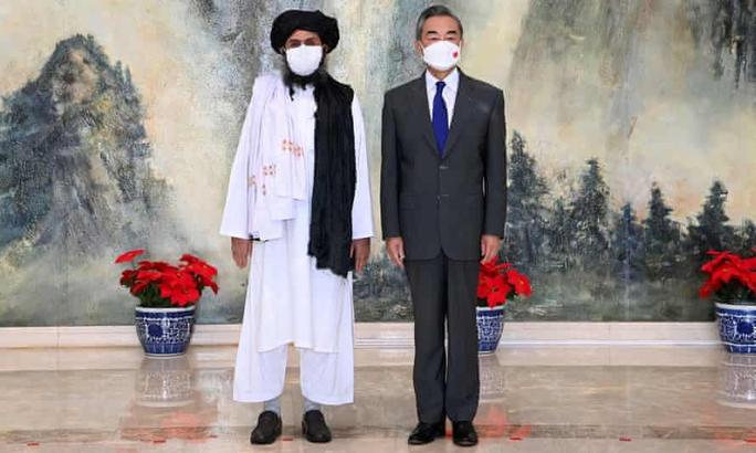 Trung Quốc, Nga, Pakistan dự tính gì ở Afghanistan? - Ảnh 2.