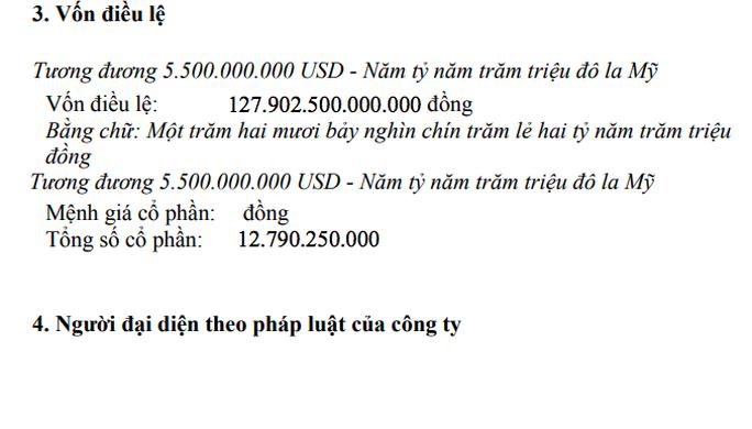 Thông tin bất ngờ về siêu doanh nghiệp 128.000 tỉ đồng ở Hà Nội - Ảnh 2.