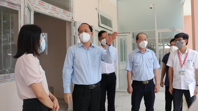 TP HCM chuẩn bị đưa Bệnh viện dã chiến Liên minh Công Nông vào hoạt động - Ảnh 1.
