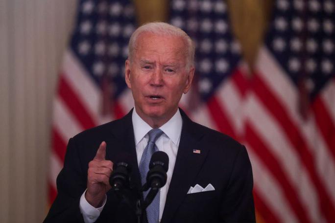 Tổng thống Joe Biden liên tục gặp vận xui sau thất bại ở Afghanistan - Ảnh 2.