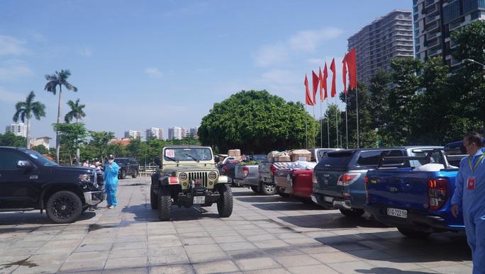 TP Thủ Đức: Ra mắt đội xe tình nguyện phục vụ an sinh xã hội phòng chống Covid-19 - Ảnh 2.