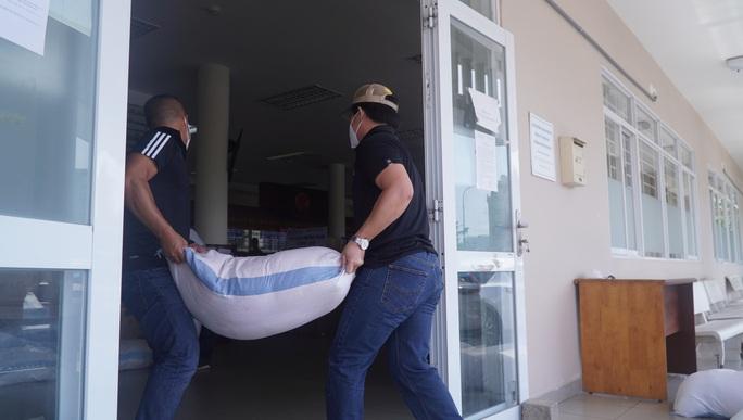 TP Thủ Đức: Ra mắt đội xe tình nguyện phục vụ an sinh xã hội phòng chống Covid-19 - Ảnh 6.