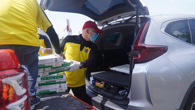 TP Thủ Đức: Ra mắt đội xe tình nguyện phục vụ an sinh xã hội phòng chống Covid-19 - Ảnh 8.