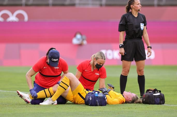 Nhà vô địch World Cup thất bại ở bán kết Olympic Tokyo 2020 - Ảnh 4.
