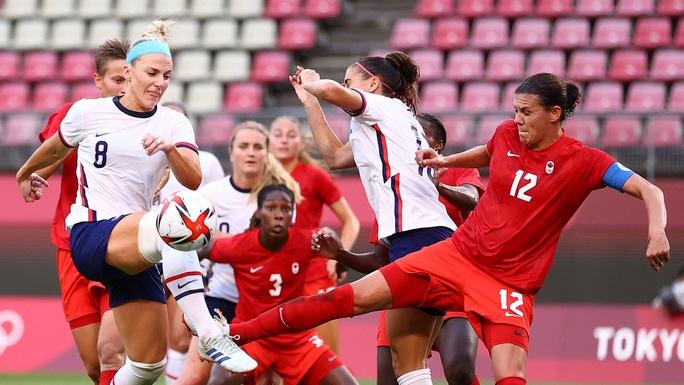 Nhà vô địch World Cup thất bại ở bán kết Olympic Tokyo 2020 - Ảnh 5.