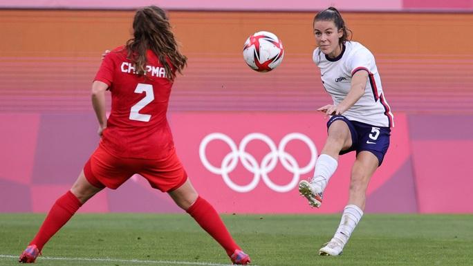 Nhà vô địch World Cup thất bại ở bán kết Olympic Tokyo 2020 - Ảnh 3.